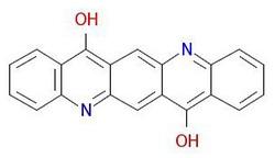 Pigment-violet-19-Molekular-Structure